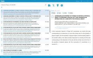 IBM IoT Patent Search