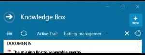 Noggle KnowledgeBox